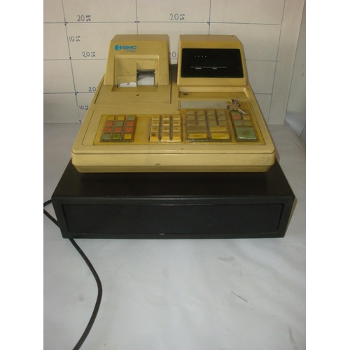54 - Vintage BMC CR280 Cash Register...