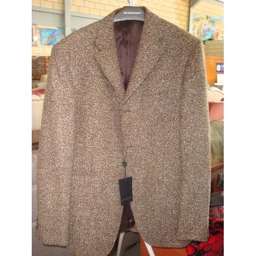 28 - Burberrys Elverton Mens Jacket Size 52 (Unused)...