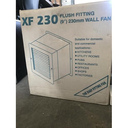 44 - 'Manrose XF230' 9'' Fan Extractor (New)