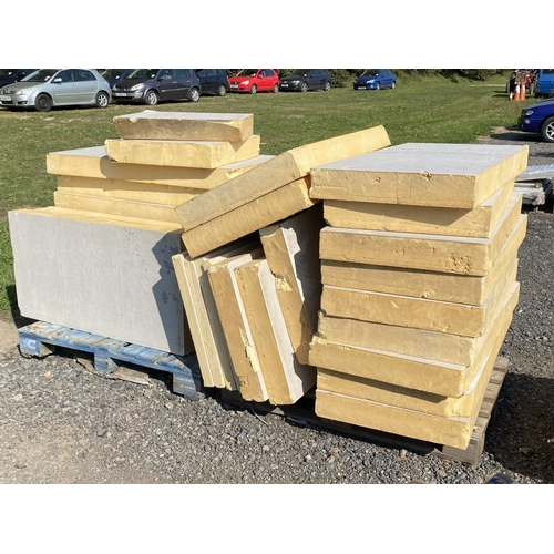 57 - A quantity of insulation sheets...