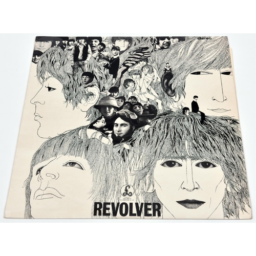 126 - The Beatles - Revolver. Parlophone stereo 12