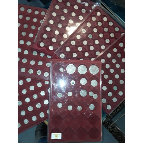 211 - 243 medieval coins...
