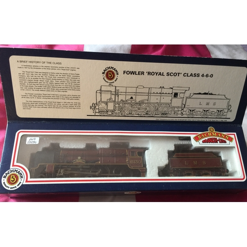 323 - BACHMANN 31-279 OO GAUGE ROYAL SCOT