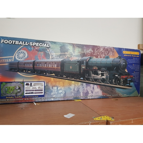 110 - Liverpool Football Train Set...