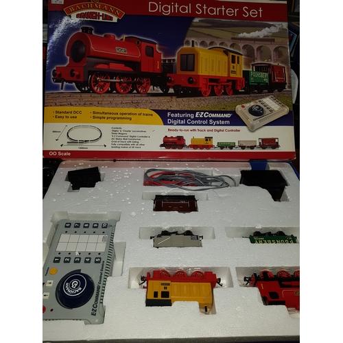 21 - Bachmann Branch Line Digital Starter Set...