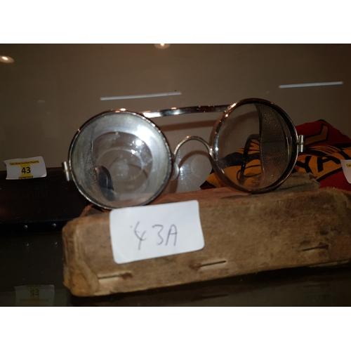 43A - Original Steam punk glasses...