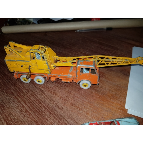 93 - Dinky 20 tonne crane...