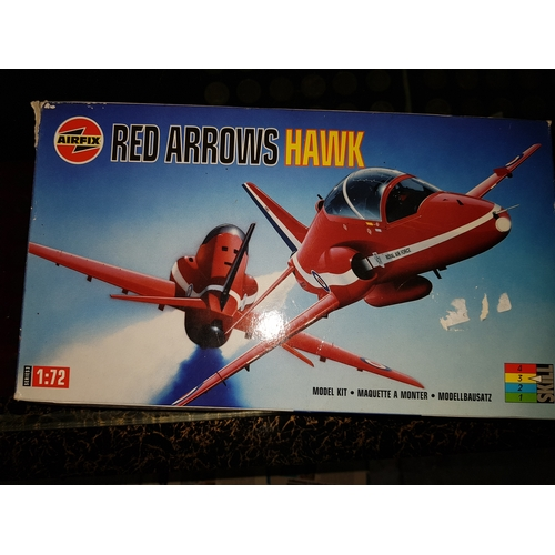 75 - Airfix Red Arrows 1:72...