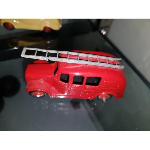 108 - Dinky fire engine...