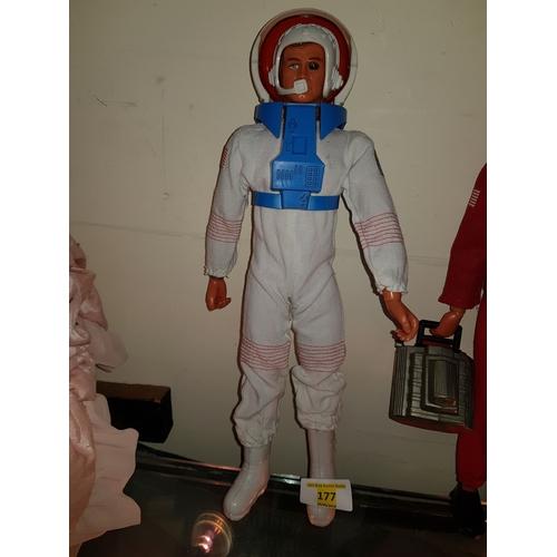 177 - Six Million Dollar Man 1970s Space man...