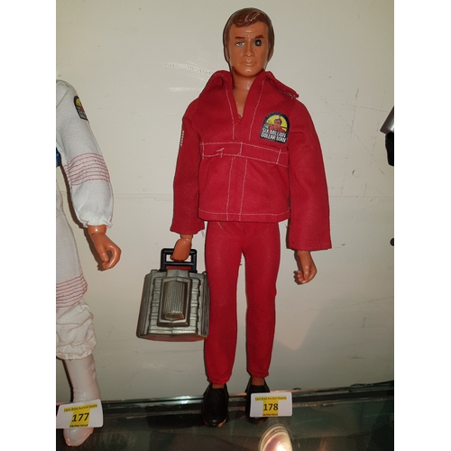 178 - Six Million Dollar Man 1970s...