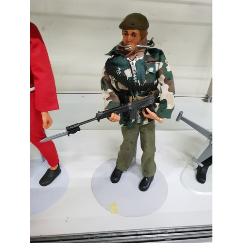 178A - Actionman Paratrooper...
