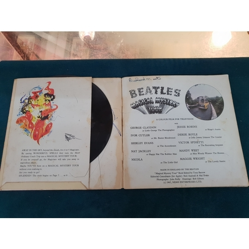 299 - Beatles Magical Mystery tour singles...
