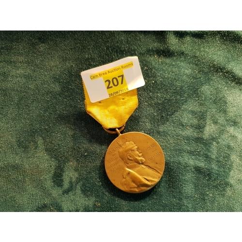 207 - WW1 German Medal...