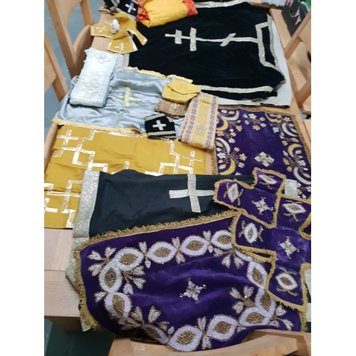 37 - Various religious Robes & accessories...