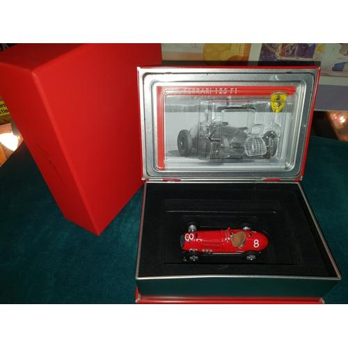 36 - Hotwheels IXO Ferrari 125 1/43...