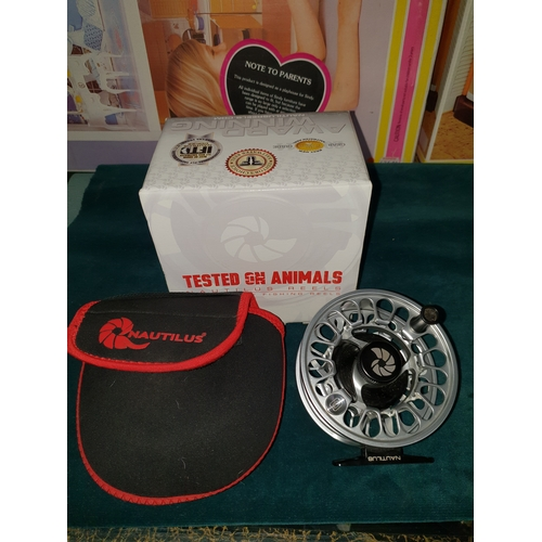 15 - Nautilus NV 8-9 Fly Reel...