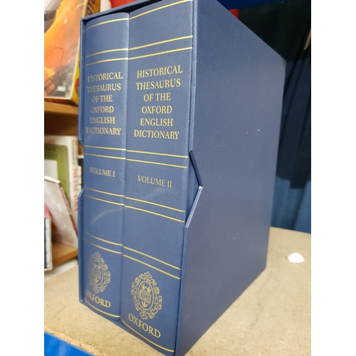 1 - Thesaurus Oxford Dictionary 2009...