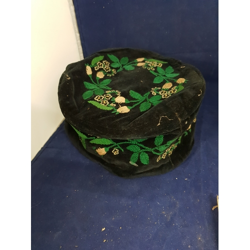 42 - Dealers Embroidery hat...
