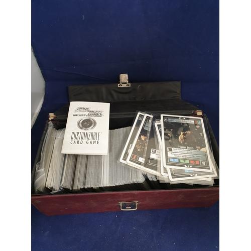 37 - Star Trek Collectors Cards...