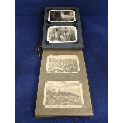 38 - 1920's 30's Photo album of Israel...