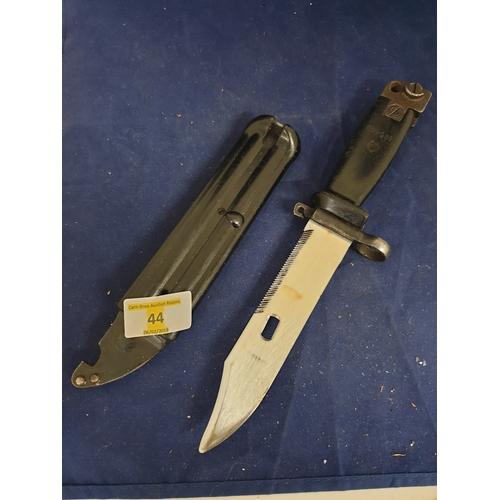 44 - AK47 German Made...
