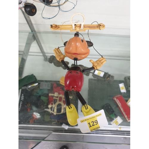 131 - 1970's Hong Kong Mickey Mouse...