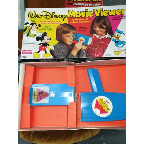64 - Disney Movie Viewer 1970s...