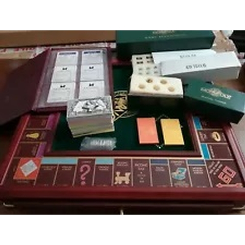 69 - Monopoly Collectors edition in great complete condition...