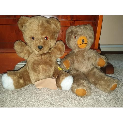 30 - Two Dean's Bears...