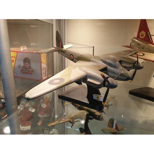 42 - Bravo Delta Model Mosquito Scale 1/28 large Model...