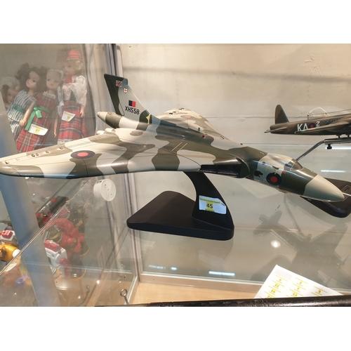 45 - Bravo Delta Model Vulcan Bomber Scale 1/28 large Model...