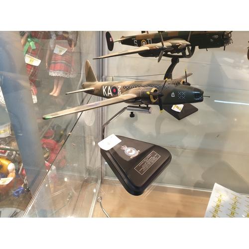 46 - Bravo Delta Model Vickers Scale 1/48 large Model...