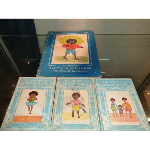 30 - Four 1960s editions of the Little Black...