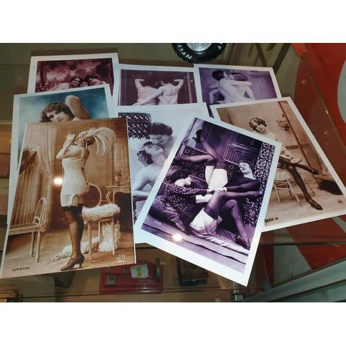 38 - Vintage Nude photographs...
