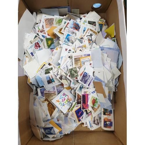 1 - Australian Stamp Lot...