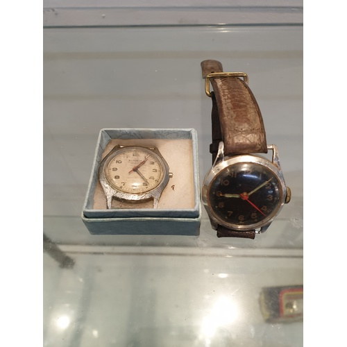 241 - Two vintage watches...