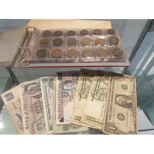30 - Book coins & Notes...
