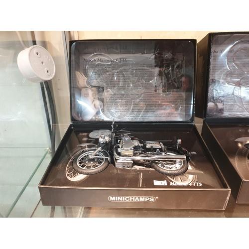 56 - Minichamps Paul's Metal Art Series 1 /12 Scale Munch Mammut 4 TTS Display Model...