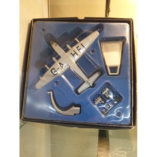83 - CORGI AVIATION ARCHIVE 1:144 SCALE BERLIN AIRLIFT AVRO YORK - SKYWAYS...