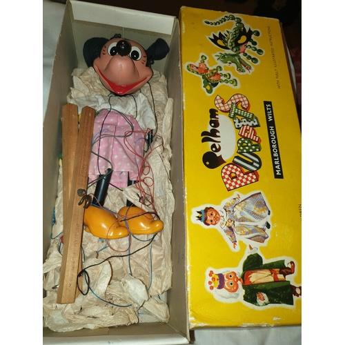 123 - Pelham Minnie Mouse may need restringing...
