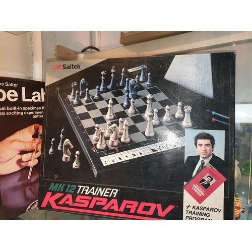 99 - Kasparov Chess Complete...