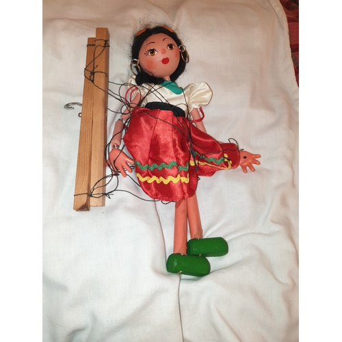 171 - Pelham Puppet Gypsy...