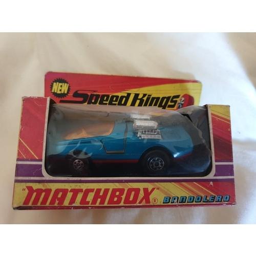 577 - Matchbox super kings. Bandolero. 1972. K-36...
