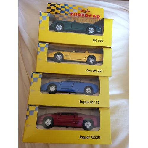 599 - Shell Super Car Lot...