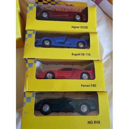 602 - Shell Super Car Lot...