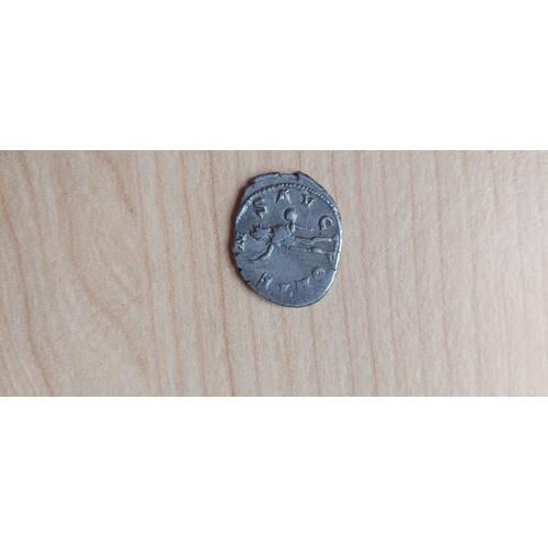 197 - Coin Roman silver...