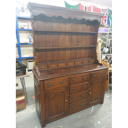 3 - Large Oak Dresser...
