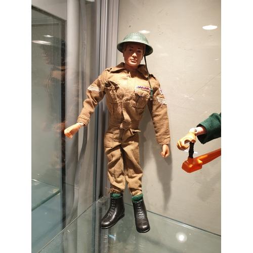 78 - Vintage 70s Action Man British Army...