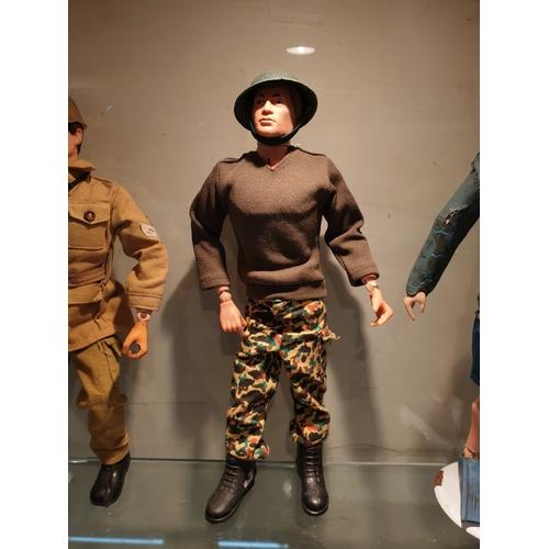 79 - Vintage 70s Action Man British Army...